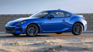 Subaru BRZ 2022: Más potencia, mejor manejo y un diseño mejorado