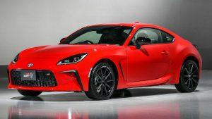 Toyota GR 86 2022: Mejor diseño y más poder