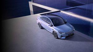 Xpeng P5: De China llega un sedán eléctrico repleto de tecnología