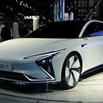 Zhiji L7: Un carro eléctrico que promete 1,000 kilómetros de autonomía.