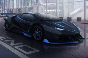 Alieno Arcanum: Un hypercar de 5.221 CV y un interior fuera de serie.