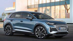 Audi Q4 e-tron 2022: Una SUV eléctrica con mucho lujo y tecnología