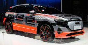 Audi concept Shanghai: Una nueva SUV eléctrica viene en camino