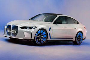 BMW i4 M Sport: El sedán eléctrico también recibe el toque M.