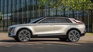 Cadillac Lyriq: Una inmensa SUV eléctrica con 345 CV y 485 km de autonomía.