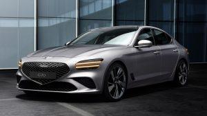 Genesis G70 2021: !!! No, no es una nueva generación...Es solo un facelift !!
