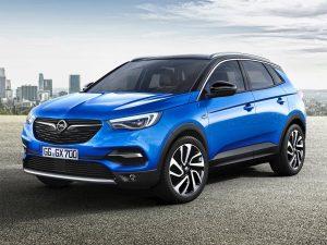 Opel Grandland X 2021: Listo en Colombia.