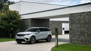Range Rover Velar 2021: Más equipamiento y una versión eléctrica