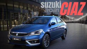 Suzuki Ciaz 2021: Recibe un importante de este facelift