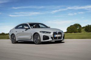 BMW Serie 4 Gran Coupé 2022: Mejoras en diseño, confort, tecnología y desempeño.
