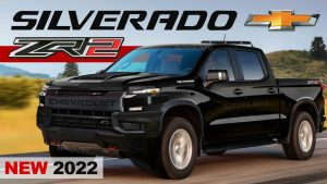 Chevrolet Silverado ZR2 2022: Totalmente volcada al off-road