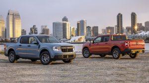 Ford Maverick 2022: La Pick Up de acceso de la marca
