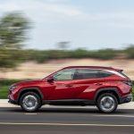 Hyundai Tucson 2022: Mejor diseño, tecnología y eficiencia (Actualización).
