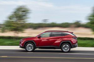 Hyundai Tucson 2022: Mejor diseño, tecnología y eficiencia.