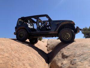 Jeep Wrangler Xtreme Recon Package: Para los amantes del off-road intenso