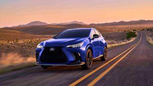 Lexus NX 2022: El primer híbrido enchufable de la división de lujo de Toyota