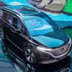 Mercedes-Benz Concept EQT: Una lujosa van eléctrica