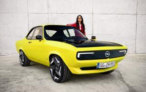 Opel Manta GSe ElektroMOD: Regresa un icono pero eléctrico