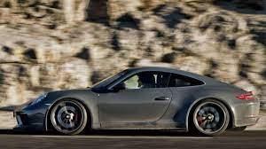 Porsche 911 GT3 Touring: Más sobrio pero con los mismos 510 CV.