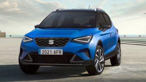 SEAT Arona 2022: Más atractiva, cómoda y segura