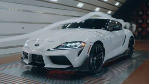 Toyota Supra A91-CF Edition 2022: Recargado de fibra de carbono
