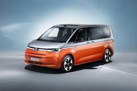 Volkswagen Multivan 2022: Una nueva generación con más tecnología y versatilidad