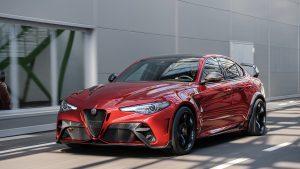 Alfa Romeo Giulia GTAm 2022: 540 CV y unas pocas unidades