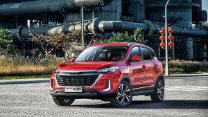 BAIC X35 2022: La SUV china recibe una importante actualización