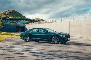 Bentley Flying Spur Hybrid: Un radical sedán hybrid plug-in con más de 500 Hp