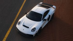 Gemballa Marsien: Un Porsche 959 con capacidades todoterreno superiores