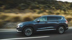 Hyundai Santa Fe 2022: Con mejoras sustanciales y un potente motor 2.5 turbo