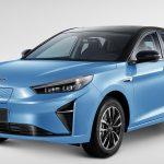 JAC E J7: Desde China llega otro interesante carro eléctrico