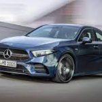 Mercedes-AMG A35 4MATIC Sedán 2021: Poder, versatilidad y alta tecnología