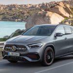 Mercedes-AMG GLA35 2021: Lujo, poder y capacidades.