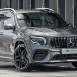 Mercedes-AMG GLB35 4MATIC 2021: Carácter deportivo y todo el lujo alemán.