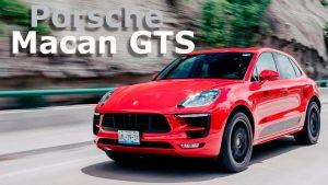 Porsche Macan GTS 2022: Actualizada y con más poder