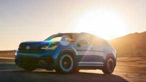 Volkswagen Atlas Cross Sport GT: Una SUV de alto rendimiento para entusiastas