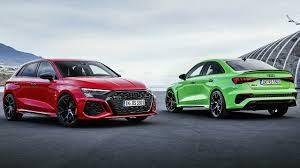 Audi RS 3 2022: Una nueva y muy mejorada nueva generación.