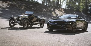 Aston Martin A3 Vantage Roadster 2022: Un homenaje a su carro más antiguo
