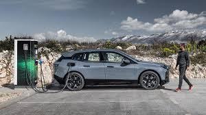 BMW iX 2022: El nuevo buque insignia tecnológico de la firma alemana