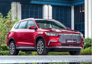 BYD Song Pro EV: La SUV eléctrica llega a su segunda generación
