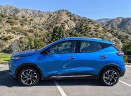 Chevrolet Bolt EUV: Una SUV eléctrica con 400 kms de autonomía