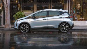Chevrolet Bolt EV 2022: Más atractivo y menor precio
