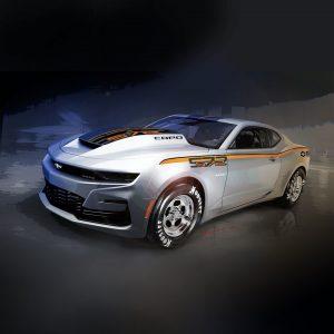 Chevrolet COPO Camaro 2022: Listo su regreso para dominar el ¼ de milla