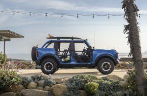 Ford Bronco Riptide Concept: Para disfrutar de la playa y el aire libre