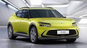 Genesis GV60: El primer carro eléctrico de la división de lujo de Hyundai