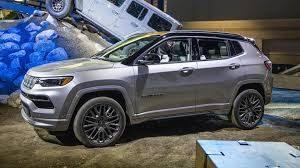Jeep Compass 2022: Una muy importante evolución.