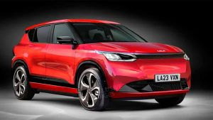 Kia EV4: La SUV eléctrica llegará en 2023