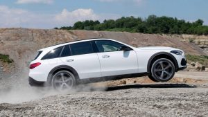 Mercedes-Benz Clase C All-Terrain 2022: Familiar todoterreno