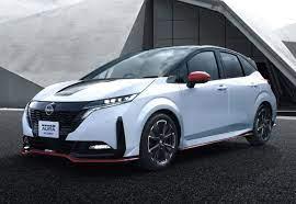 Nissan Note Aura Nismo 2022: El 'hatch' es híbrido y deportivo.